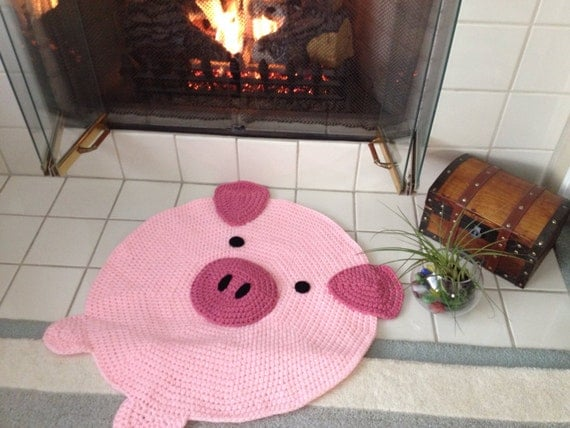 Pig Rug