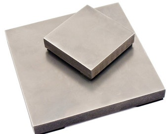 Small Metal Stamping Steel Block 2x2 (50mm x 50mm x 10mm)