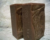 Black Tie, Men's Natural Goat Milk Soap, Brad Pitt in a soap bar, Apricot Oil,