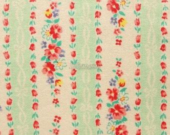 Ribbon stripe - Green by Atsuko Matsuyama - Printed in Japan