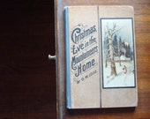 Christmas Eve in the Mountaineers Home, G. W. Lose, vintage, vestiesteam, library