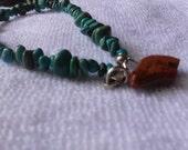 Bear Bracelet-Red
