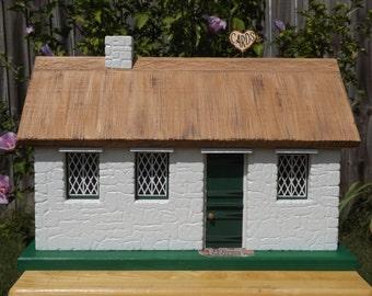 The Quiet Man Irish Cottage Wedding Card Box