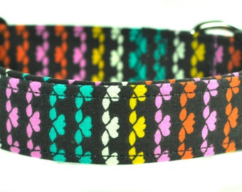 Floral Dog Collar - The Chloe