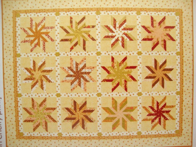 Sweet Sugar Swirls Quilt Pattern By Fig Tree And Co Honey