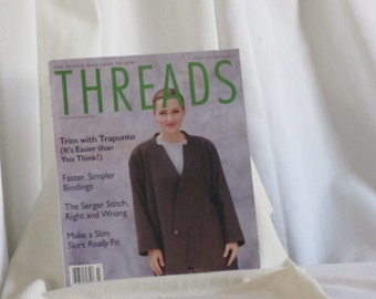 Threads Magazine #69 from March 1997