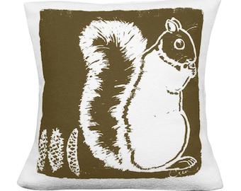 Kiddos Mr. Nut 10in Pillow