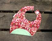 Double Side Bib / Free Shipping Flannel Baby Boy Bib / Toddler Bib Made In Israel by CasaDeGato
