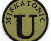 Miskatonic University Patch