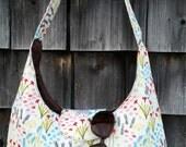Hobo purse small hobo mini hobo flower purse cutest bag purse