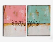 Paintings on Canvas Wall art by Erin Ashley Original Hand Made, Abstract Painting, Modern Artwork