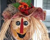 Gourd Scarecrow