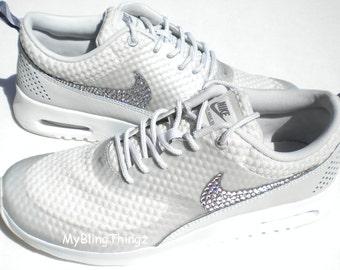 Nike Air Max Thea Weiß Silber