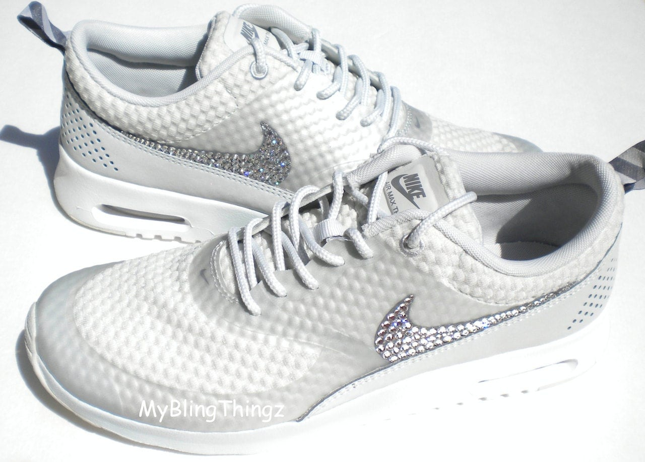 Nike Air Max Thea Metallic Grey