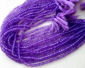 Brand New, Mystic LAVENDER Purple TOPAZ Faceted Rondelles,15 Inch, 5mm size,Amazing AAA Quality Wholesale Price.