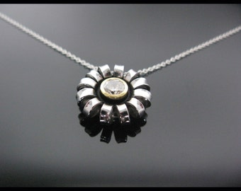 Bullet Flower Pendent