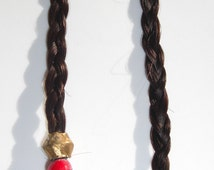 Captain Jack Sparrow Replica Beard Braids with actual screen accurate beads