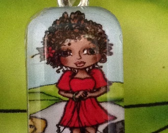 Wholesale 25 Gracious Gracie's Mini Rectangle Pendants