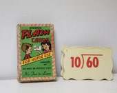 A Built Rite Toy Division Flashcards by Warren Paper Products Co.