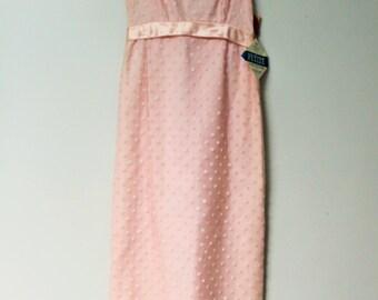 Ladies Garment Workers Union, Pink Polk Dot Dress