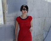 SALE - The Little Red Dress - 20% off - Ready to Ship SALE
