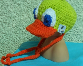 MyBoshi Crochet patterns caps and mittens - MyBoshi haakpatronen mutsen en wanten