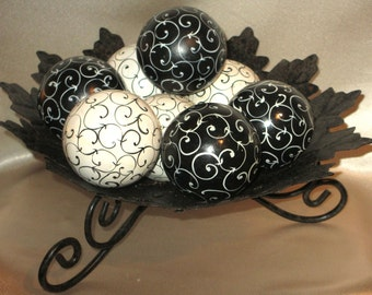 Popular Items For Damask Home Decor On Etsy
