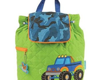 Truck Backpack Personalized