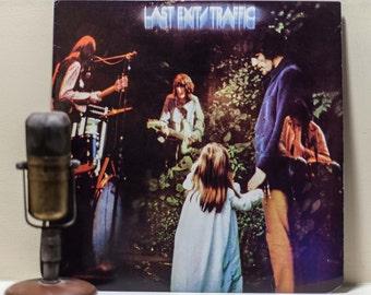 "ON SALE Traffic Vinyl Record Album 1960s British Art Rock Jam Psych Acid Dope Steve Winwood LP, ""Last Exit""(1988 Island re-issue)"