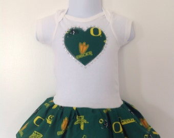 University of Oregon Dress