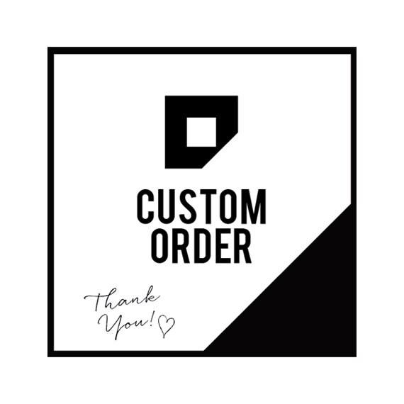 Custom Order to Gill