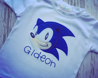 Sonic The Hedgehog Shirt