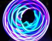 Mermaid Melt LED Hula Hoop