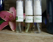 5 - 4ml Women's Perfume Samples  - Mini Spray Vial - Fragrances For Every Woman - Aromatic,Chypre, Citrus, Floral, Leather, Oriental, Woody