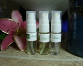 5 - 4ml Men's Cologne Samples - Mini Fragrance Sprays For Man - Aromatic, Chypre, Citrus, Floral, Leather, Oriental, Woody