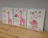 Shabby Chic Nursery Decor...