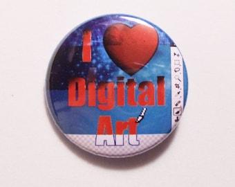 I Love Digital Art