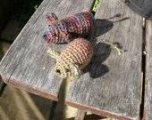 Tiny Mice Crochet Kit