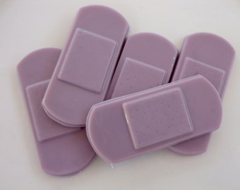 30 Band-Aid soap favors - Doc McStuffins baby shower favors - doctor birthday favors - band-aid party favors - nurse party favors