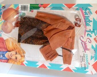 Sandi Fashions Santa Fe Outfit 11.5 Doll Clothes