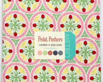 Pedal Pushers - Layer Cake by Lauren & Jessi Jung for Moda Fabrics