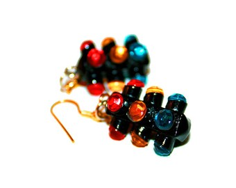 Stoplight Earrings!