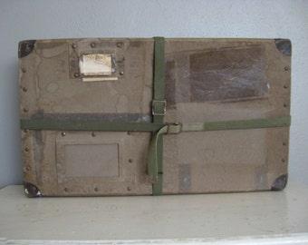 Vintage Shipping Box