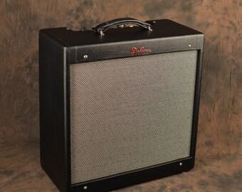 "The ""Edwin"" - Handwired '59 Tweed Bassman Modified 5F6-A Custom Guitar Tube Amp"