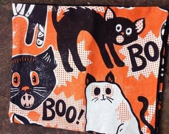 Boo! Tarot Cloth