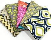 Business Card Holder - You Choose Fabric (LIMITED EDITION PRINTS)