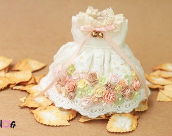 Blythe Secret flowers Dress