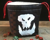 Orc Clan Dice Bag - Da Other Colors