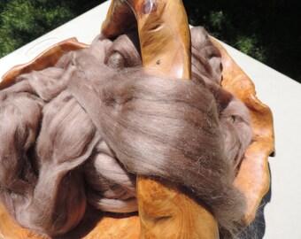 Ashland Bay Malted Milk Merino Tussah Silk Blend 70/30 4 And 8 Ounces Available