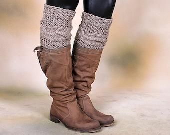 Leg Warmers knit legwarmers leg warmers womens leg warmers cable knit leg warmer boot socks